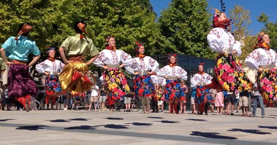 Cinq Zinnias en Bretagne : impressions dufestival