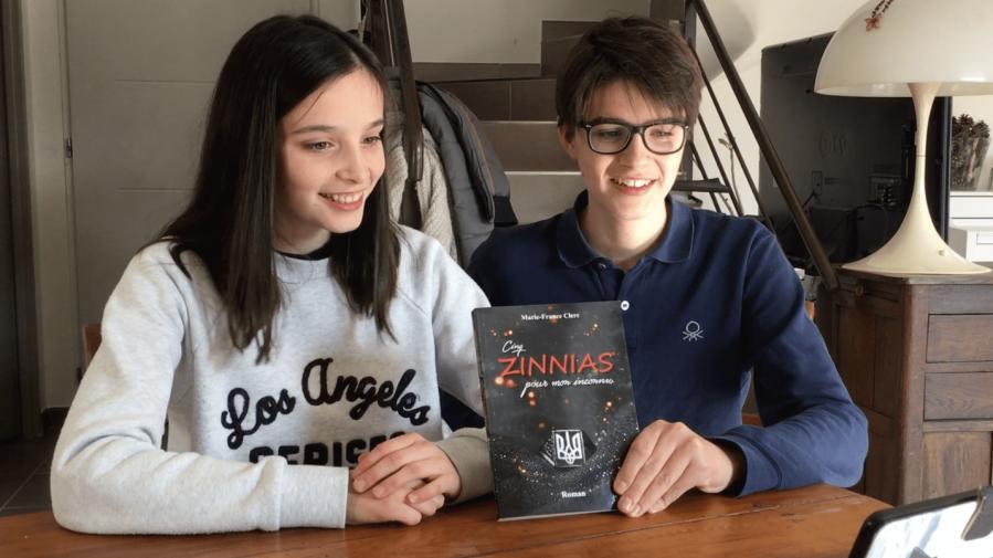 Quatre petits-enfants de France à la recherche de leurs racinesukrainiennes