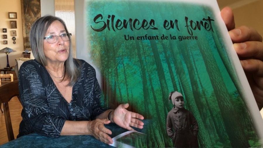 « Silences en forêt», second roman de Marie-France Clerc, vient desortir